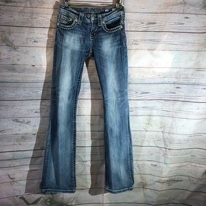 MISS ME Boot Cut Size 14